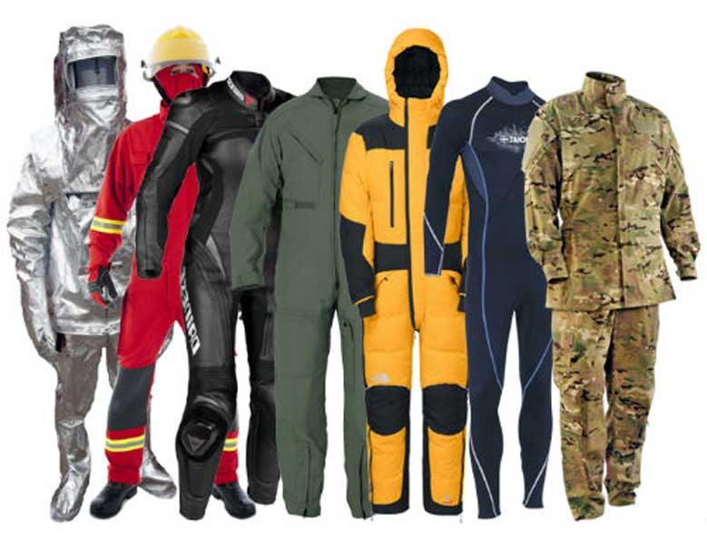 Fire Fighting Suits