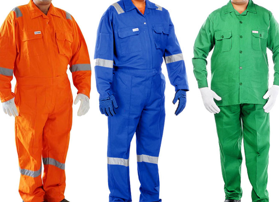 Industrial Heavy Duty Work Cover Alls